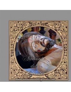 Se vende este azulejo del Santo Entierro de Nuestro Señor Jesucristo (Santo Entierro de San Fernando)