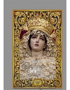 Se vende cerámica de la Virgen de la Luz de Cádiz - Tienda Cofrade