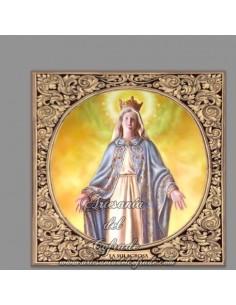 Se vende esta cerámica de la Virgen de la Milagrosa - Tienda de Productos Religiosos