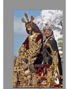Se vende esta cerámica de Nuestro Padre Jesús de la Salud (Cofradía de la Cigarreras de Cádiz)