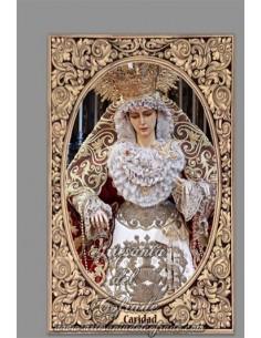 Se vende esta cerámica de María Santísima de la Caridad de Cádiz - Tienda Cofrade