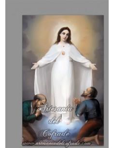 En venta este azulejo de la Virgen de la Merced - Tienda de Productos Religiosos