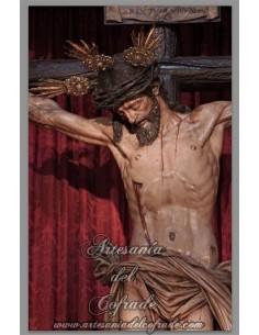 Se vende esta cerámica del Cristo del Calvario de Sevilla - Tienda Cofrade de Sevilla