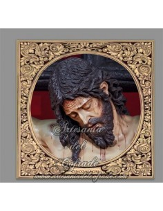 Se vende esta cerámica del Cristo de las Cinco LLagas de Sevilla - Tienda Cofrade