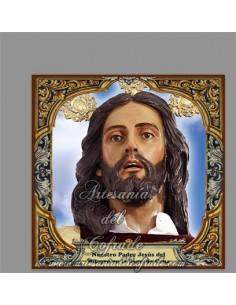 Se vende esta cerámica del Cristo de la Sagrada Cena de Cádiz - Tienda Cofrade de Cádiz