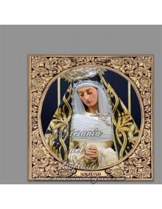 En venta esta cerámica de la Virgen de la Soledad de El Puerto de Santa Maria - Tienda Cofrade
