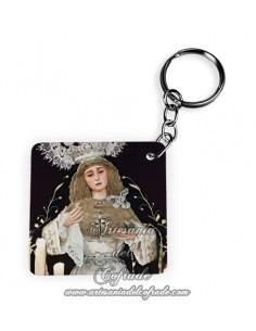 Se vende este llavero Cofrade de la Virgen del Subterraneo de Sevilla - Tienda Cofrade