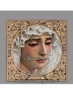 Se vende esta cerámica de Nuestra Señora de la Amargura de Cádiz - Tienda Cofrade