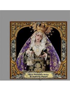 Se vende esta cerámica de la Virgen Reina de Todos los Santos de Cádiz - Tienda Cofrade
