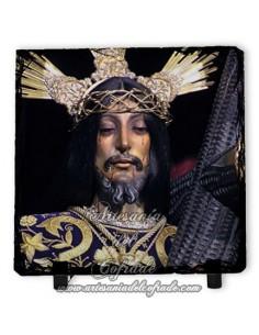 Baldosa de pizarra cuadrada de Nuestro Padre Jesús Nazareno (Nazareno de Santa María)