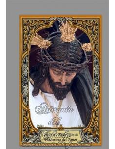 En venta esta cerámica del Nazareno del Amor de Cádiz - Tu tienda Cofrade de Cádiz