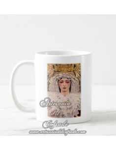 En venta esta taza Cofrade de la Virgen de los Ángeles de Sevilla (Los Negritos de Sevilla)