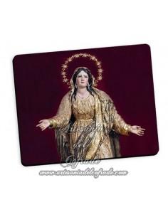 Alfombra de ratón con la Virgen de la Asunción de Cantillana, más souvenirs y regalos en nuesta tienda web