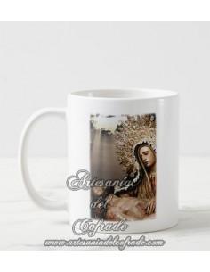 Taza Cofrade de Nuestra Señora de las Angustias (Caminito de Cádiz) - En tu tienda cofrade Artesania del Cofrade