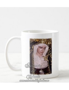 Se vende esta taza Cofrade de María Santísima del Amor Doloroso (Pasión de Málaga)