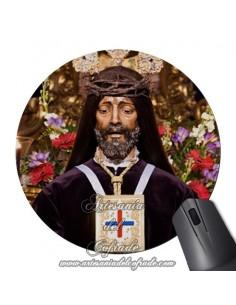 Alfombra de ratón redonda de Nuestro Padre Jesús Rescatado de Cordoba solo en venta en nuestra Tienda Cofrade