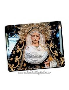 Alfombra de ratón de María Santísima de Gracia y Amparo de Sevilla solo en venta en nuestra tienda de Semana Santa