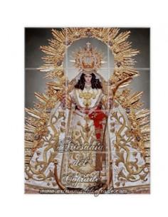 Retablo de 12 azulejos de Nuestra Señora de la Palma Coronada de Cádiz solo en venta en nuestra Tienda online