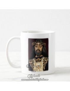 Taza de Nuestro Padre Jesús Cautivo y Rescatado (Medinaceli de San Fernando - Cádiz)
