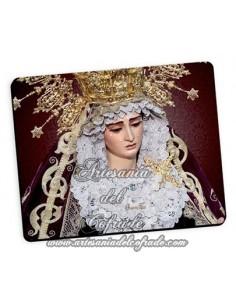 Alfombra de ratón de María Santísima Virgen del Buen Fin de Sevilla en venta en tu tienda de Semana Santa online