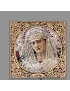 En venta cerámica de la Virgen de los Dolores de Sanlucar de Barrameda, solo en venta en nuestra tienda de Semana Santa