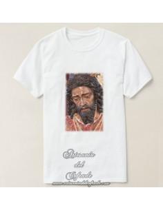 Camiseta con la imagen de Jesús Cautivo y Rescatado de Sevilla. Más articulos en venta en nuestra tienda de productos cofrades