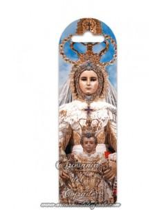 Marca página de plástico de Nuestra Señora del Rosario (Patrona de Cádiz) solo en venta en nuestra tienda online