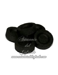 Pastillas de Carbón de 4 ctm de rápido encendido y gran durabilidad en venta en nustra tienda del cofrade.