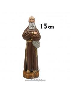 Figura de Fray Leopoldo de Alpandeire de 15 ctm de escayola pintada en venta en nuestra tienda de articulos religiosos