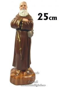 Figura de Fray Leopoldo de Alpandeire de 25 ctm de escayola pintada en venta en nuestra tienda de articulos religiosos