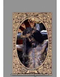 Se vende esta cerámica del Santísimo Cristo del Remedio de Ánimas de Cordoba