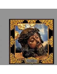 Se vende esta cerámica del Santísimo Cristo de la Misericordia de Cádiz (Cofradía de la Palma).