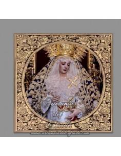 Se vende esta cerámica de de María Santísima de la Amargura de Jerez de la Frontera (Cádiz) - En tu Tienda Cofrade