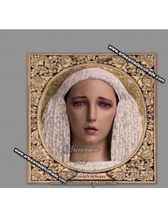 Se vende esta cerámica del Dulce Nombre de San Fernando (Cádiz) - Tienda Cofrade online