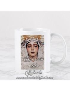 Taza Cofrade de María Santísima del Refugio (San Bernardo de Sevilla) en venta en nuestra tienda de semana