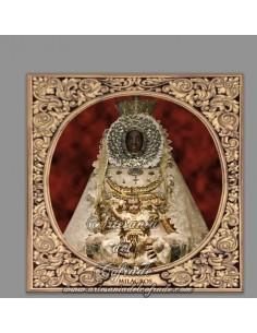 Cerámica de Nuestra Señora de los Milagros (Patrona del Puerto de Santa María) en venta en nuestra tienda de semana santa