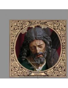 Se vende azulejo de Jesús Nazareno del Perdón de Málaga. Solo en venta en nuestra tienda cofrade.