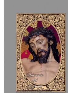 Azulejo del Santísimo Cristo de las Siete Palabras  de Sevilla, en venta en nuestra tienda cofrade.