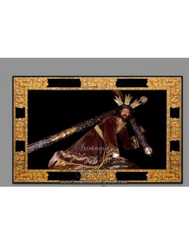 Azulejo de Nuestro Padre Jesús de las Penas de Sevilla (Las Penas de San Vicente) en venta en nuestra tienda cofrade