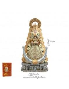 Se vende Figura de la Virgen del Rocio de 15 ctm en nuestra tienda cofrade