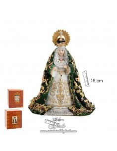 Se vende Figura de la Virgen de la Macarena de 15 ctm en nuestra tienda cofrade