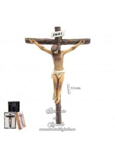 Se vende esta figura del Cristo de la Buena Muerte 13 ctm en nuestra tienda cofrade