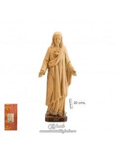 Se vende Figura del Sagrado Corazón de Jesús de 20 ctm en nuestra tienda cofrade