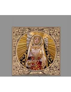 En venta baldosa de cerámica de la Virgen de los Dolores de Córdoba