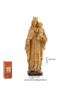 Se vende Figura de la Virgen del Carmen de 20 ctm en nuestra tienda cofrade