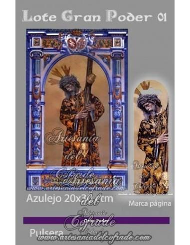 Lote de Jesús del Gran Poder de Sevilla en venta en nuestra tienda cofrade.