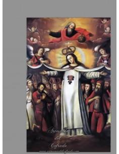 Se vende baldosa de cerámica de Nuestra Señora de las Mercedes  - Tienda Religiosa