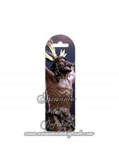 Marca página del Santísimo Cristo de la Expiración de Sevilla. Solo en venta en nuetra tienda
