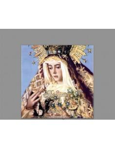 Se vende baldosa de cerámica con fotografía antigua de la Esperanza Macarena
