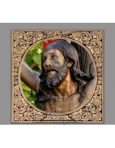 Azulejo cuadrado del Santísimo Cristo de la Expiración de Sevilla - Tienda Cofrade Sevilla